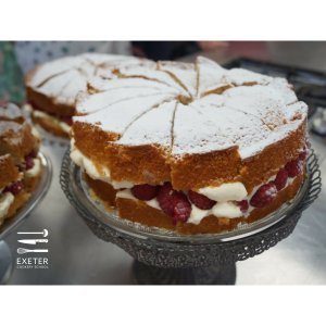 Half day Cake Baking Course