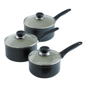 Great Offer on Kuhn Rikon Saucepan Set