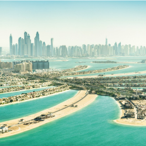 COMPLIMENTARY TOUCH OF LUXURY - DUBAI