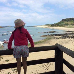 KIDS GO FREE TO HERM ISLAND THIS HALF TERM
