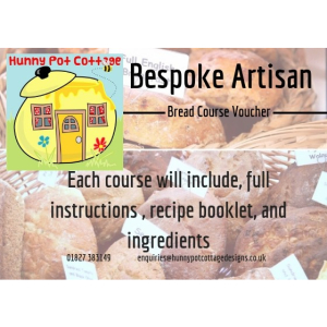 Bread Making Courses with Hunnypot Cottage