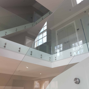 10% off when you spend £500 on balustrades before the end of January 2019 at LISTER GLASS