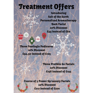 Christmas Offers from Beauty Gallery