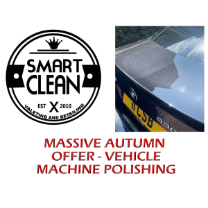 Massive Autumn Discount - Vehicle Machine Polishing