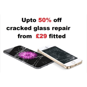 Up to 50% off screen repairs at Smartronic Mobile Phone Repairs