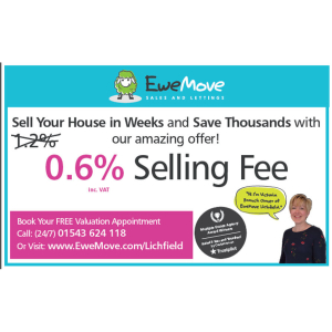 Reduced Selling Fee with EweMove