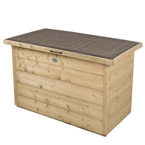 Shiplap Garden Storage Box now £79.99