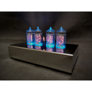 Hand crafted 'Naboo' Nixie Clock - save £26