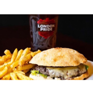 Burger and Pint ONLY £12.50