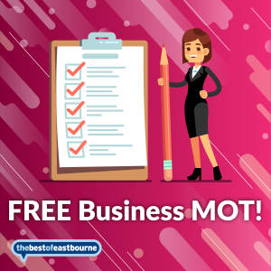 FREE Business MOT with thebestof Eastbourne
