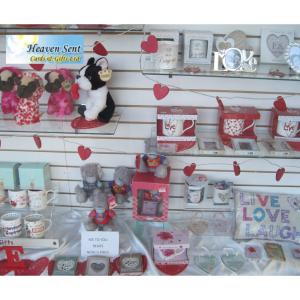 Valentines Day Cards and Gift Ideas at Heaven Sent Cards and Gifts