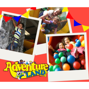 Creative Theme Party just £109.99 at Adventureland!
