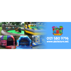 10% off Bouncy Castle Hire at ABC Leisure with code BOW10