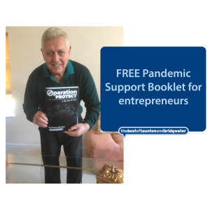 FREE Pandemic Support Booklet for entrepreneurs