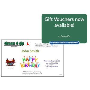 Bespoke Gift Vouchers now available!