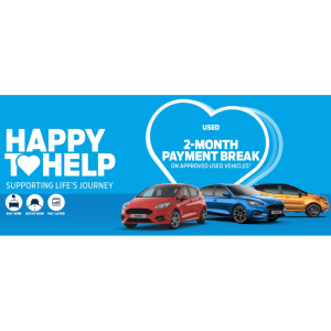 2-Month Payment Break on used cars