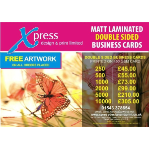 Get your business moving again with the help of Xpress design & print...