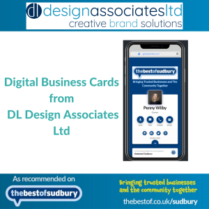 Digital Business Card from DL Design
