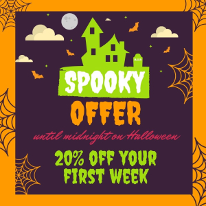 Spooky Offer