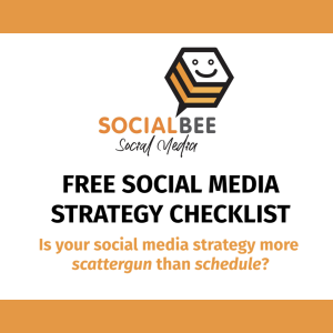 FREE SOCIAL MEDIA STRATEGY CHECKLIST