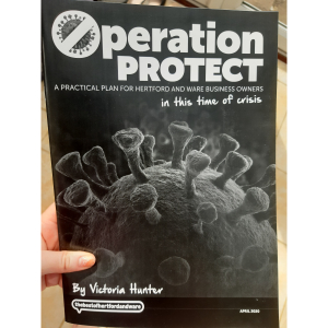 Operation Protect Physical Booklet