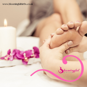 10% off treatments at Bloomingful Births throughout March!