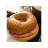 Bacon Bagel & Coffee for £3.95!