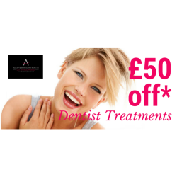 Refer a friend and receive up to £50* off Orthadontic Treatments with Allsopp's