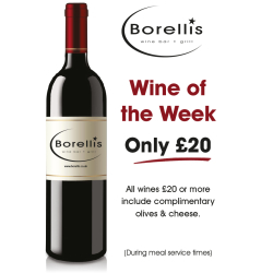 Wine of the Week Just £20