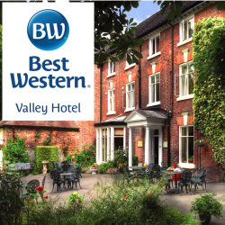 BLACK FRIDAY DEAL THE VALLEY HOTEL IRONBRIDGE, SHROPSHIRE