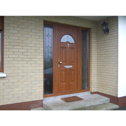 Triple Glazed Door fitted for the price of Double Glazed.