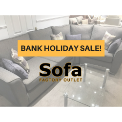 Bank Holiday SALE at Sofa Factory Outlet