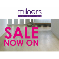 JULY SALE at Milners in Ashtead