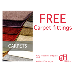 FREE Carpet Fitting