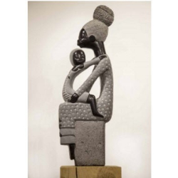 15% OFF selected sculptures - COMFORTING MOTHER