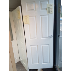 SIX INTERNAL DOORS fully fitted with handles for just £495 in total!