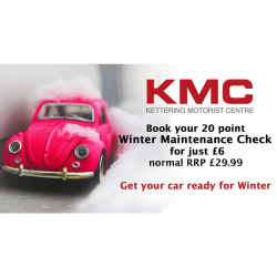 Get your car ready for winter!