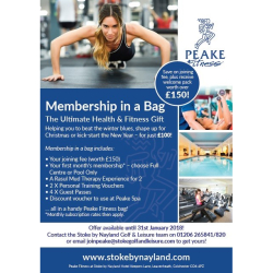 Membership in The Bag at Peake Fitness