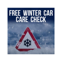 FREE Winter Car Safety Check!