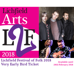 Earlybird tickets for L2F 2018