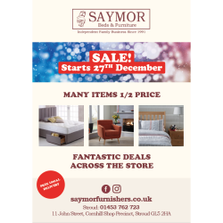 Our Fantastic WINTER SALE Starts on 27th December!
