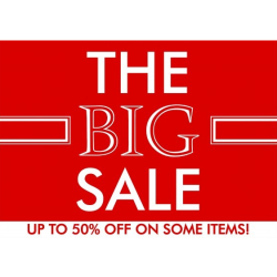 The Big Sale at Brighton Bed Centre