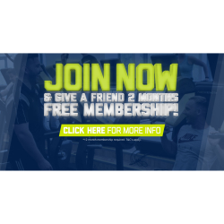 Join Now & Give a friend 2 months FREE Membership!