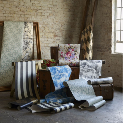 Extra 10% OFF Wallpaper at Freelance Soft Furnishings