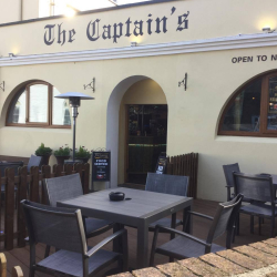 10% OFF ACCOMMODATION AT THE CAPTAIN'S GUERNSEY