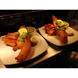 Fish Friday - 2 dishes for £13.95