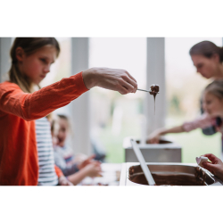 10% OFF Chocolate Making Parties