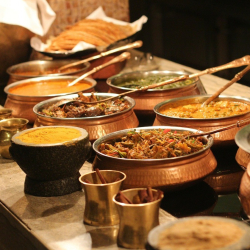 Indian Sunday Buffet -  Eat as much as you like!