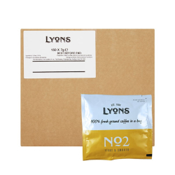 150 Lyons Coffee Bags for £17.50!