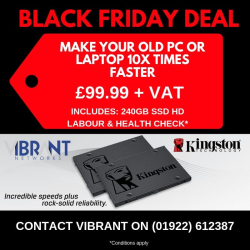 Black Friday Deal Extended! - Want to get your computer working 10X faster?